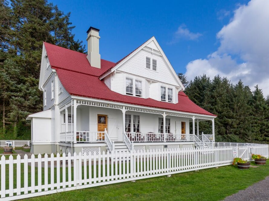 """""""Business After Hours"""" Open House, Heceta Lighthouse B&B"""