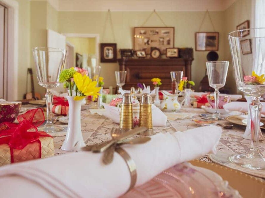 Mother's Day Tea Party, Heceta Lighthouse B&B