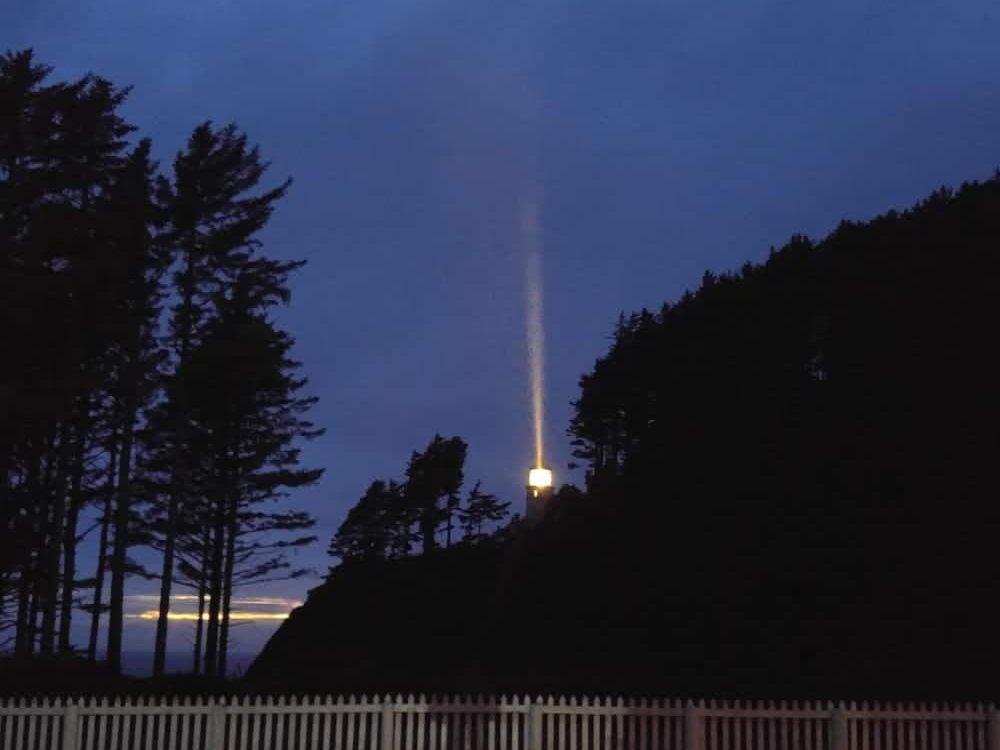 The Heceta Light Returns!, Heceta Lighthouse B&B