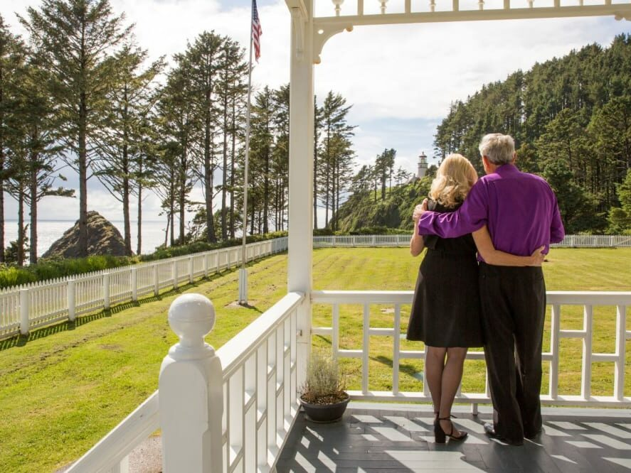 Father's Day special: 10% off lodging in June!, Heceta Lighthouse B&B