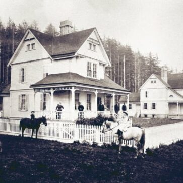 History, Heceta Lighthouse B&B
