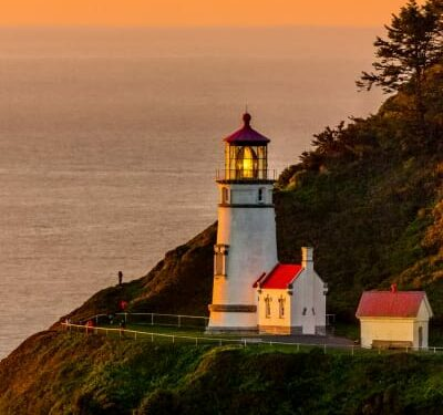 Home, Heceta Lighthouse B&B