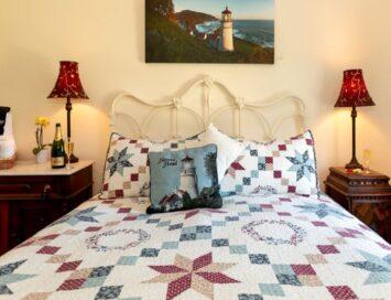 Rooms, Heceta Lighthouse B&B