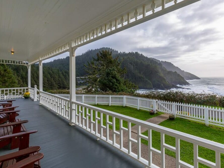 Weekends in June Available, Heceta Lighthouse B&B