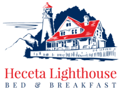 Heceta Lighthouse Gift Shop Open through Easter, Heceta Lighthouse B&B