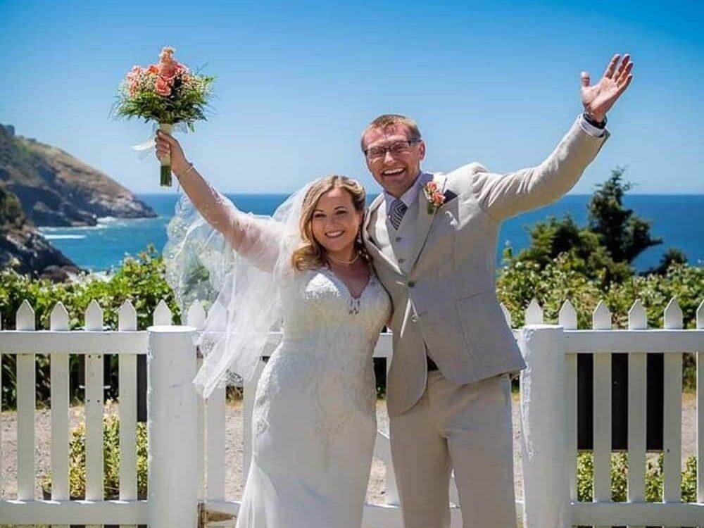 Weddings are Happening!, Heceta Lighthouse B&B